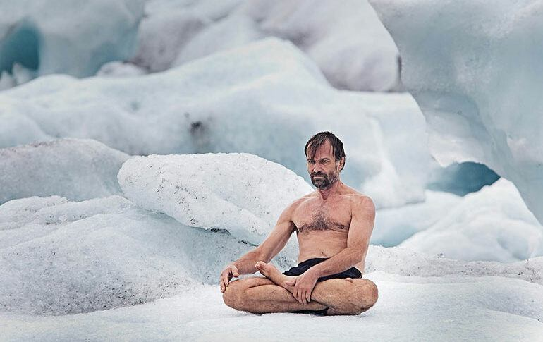 Wim Hof Breathing Exercise