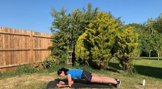 Strength Plank