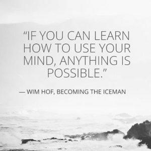 Wim Hof Quote