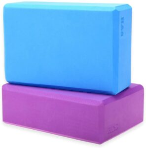 Yoga Blocks Foam x2