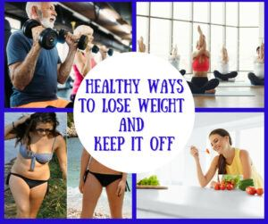 Lose weight like this