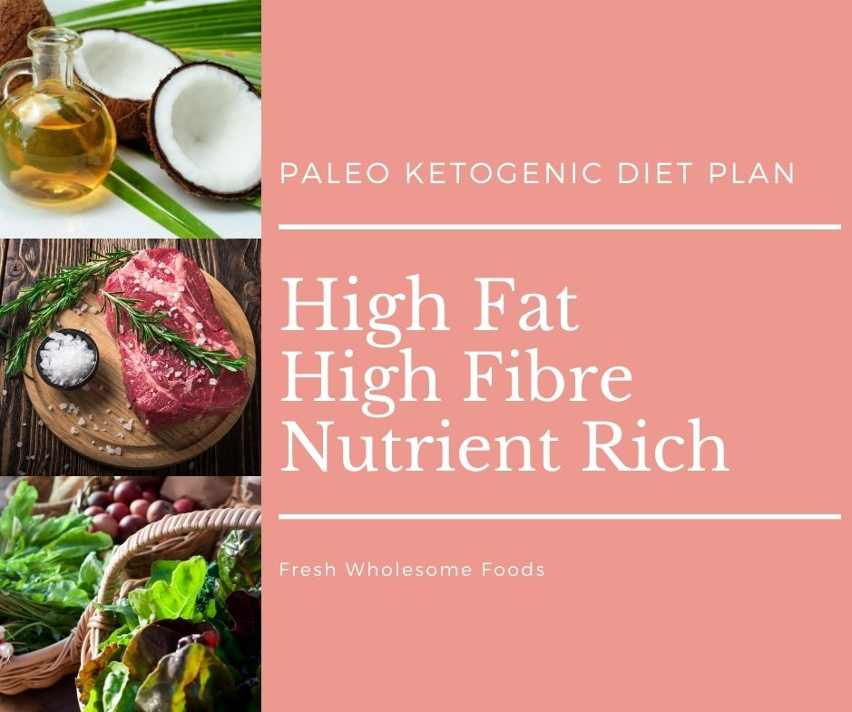 High Fat High Fibre Nutrient Rich