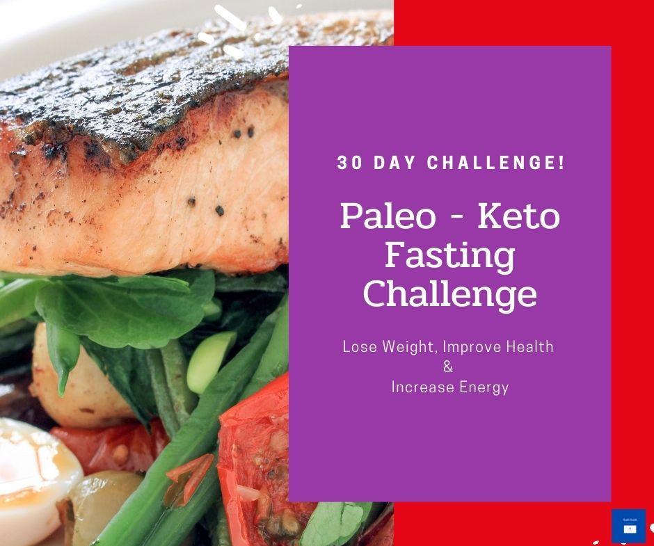 Paleo-Keto Fasting Challenge