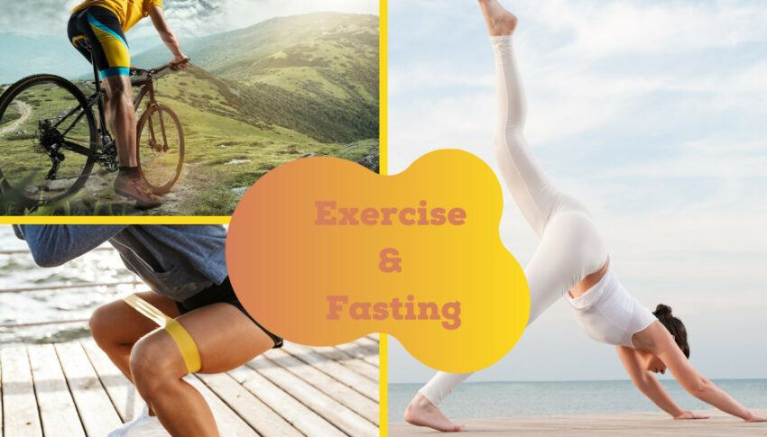 Success With Exercise During Intermittent Fasting