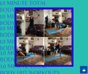 Total Body HiiT Workouts