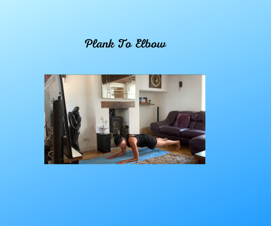 Plank To Elbow
