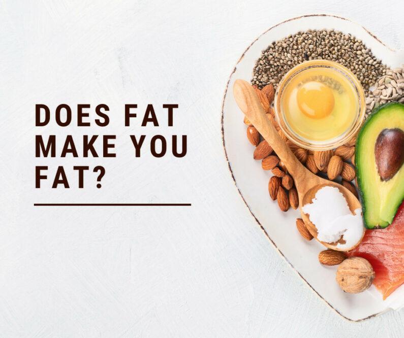 Good Fat Benefits